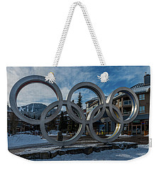 The Rings Weekender Tote Bag