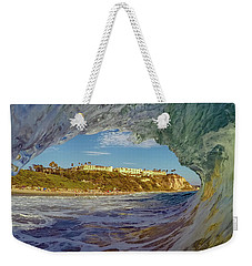 Weekender Tote Bag featuring the photograph The Ritz Fitz by Sean Foster