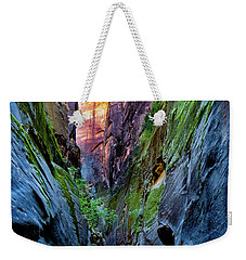The Riverbend Weekender Tote Bag