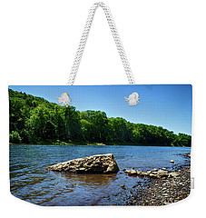 The River's Edge Weekender Tote Bag