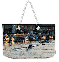 The Riverside Weekender Tote Bag