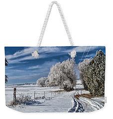 The Road Home Weekender Tote Bag