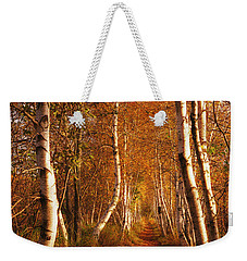 The Road Not Taken Weekender Tote Bag