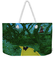 The Road To Oz Weekender Tote Bag