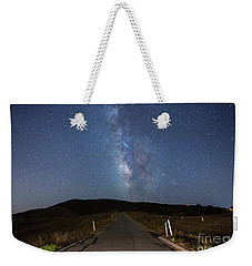 The Road To The Milky Way Weekender Tote Bag