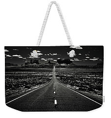 The Road To The West Weekender Tote Bag by Eduard Moldoveanu