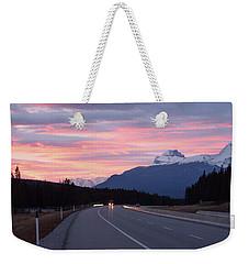 The Road Trip Weekender Tote Bag