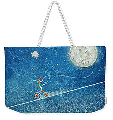 The Robbery Of The Moon Weekender Tote Bag