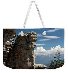 The Rock Formation Weekender Tote Bag