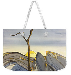 The Rock Garden Weekender Tote Bag