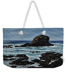 The Rock  Weekender Tote Bag