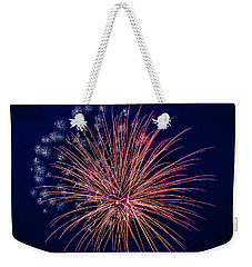 The Rockets Red Glare Weekender Tote Bag