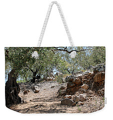 The Rocky Path Weekender Tote Bag