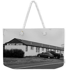 The Rolling Stones' Memory Motel Montauk New York Weekender Tote Bag