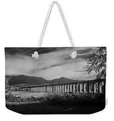 The Roman Aqueducts Weekender Tote Bag