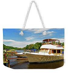 The Rondout At Eddyville Weekender Tote Bag