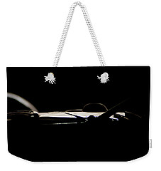 Weekender Tote Bag featuring the photograph The Roof by Paul Job