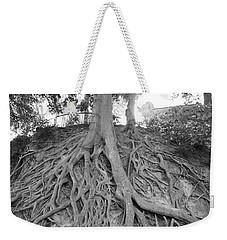 The Root Of It All Weekender Tote Bag