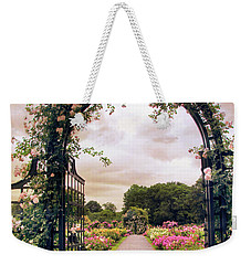 The Rose Allee Weekender Tote Bag