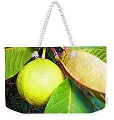 The Rose Apple Weekender Tote Bag