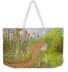 The Rose Dancer Garden Of Victorian Delight Weekender Tote Bag