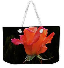The Rose Weekender Tote Bag by Mark Blauhoefer