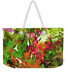 The Rosebud Weekender Tote Bag