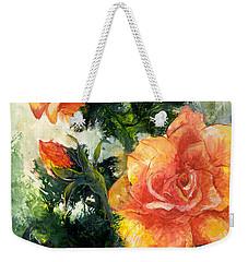 The Roses Weekender Tote Bag