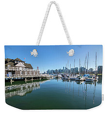 The Rowing Club Weekender Tote Bag
