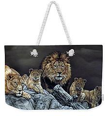 The Royal Family Weekender Tote Bag