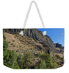 The Rugged West Weekender Tote Bag by Sean Griffin