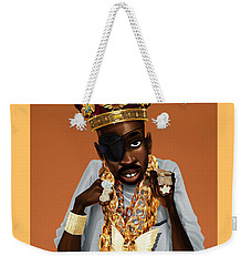 The Rula Weekender Tote Bag by Nelson Dedos Garcia
