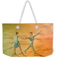 The Rumba Extension Weekender Tote Bag