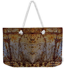 The Rusted Feline Weekender Tote Bag