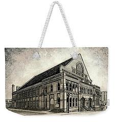The Ryman Weekender Tote Bag