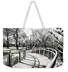 The S Bridge  Weekender Tote Bag