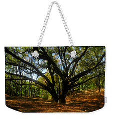 The Sacred Oak Weekender Tote Bag