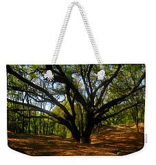 The Sacred Oak Weekender Tote Bag by David Lee Thompson