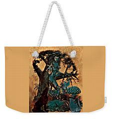 The Sacred Waters Weekender Tote Bag