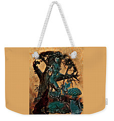 The Sacred Waters Weekender Tote Bag