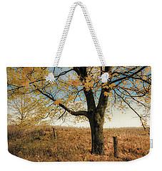 The Sad Maple Tree Weekender Tote Bag