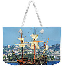 The San Salvador Weekender Tote Bag