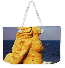 The Sand Sculpture Weekender Tote Bag by Bob Pardue
