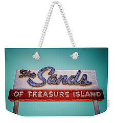 The Sands Weekender Tote Bag by Jerry Golab