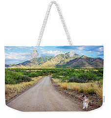 The Santa Ritas Weekender Tote Bag
