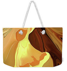 The Saviour Is Born By V.kelly Weekender Tote Bag