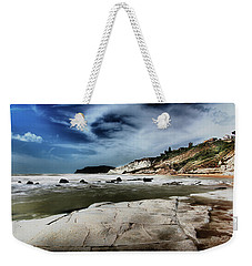 The Scala Dei Turchi II Weekender Tote Bag