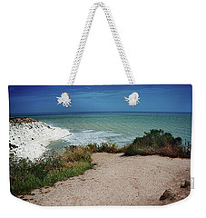 The Scala Dei Turchi Weekender Tote Bag