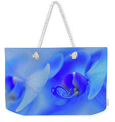 The Scent Of Blue Mystique Weekender Tote Bag