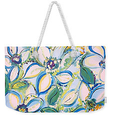 The Scent Of Summer Weekender Tote Bag